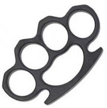 Original Black Knuckles - Heavy Duty Black