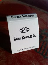 BKC Fan Pack - 10 Stickers - 2 Matchbooks