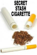 Cigarette Diversion Stash Safe