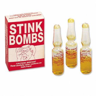 Stink Bombs - 3 Pack
