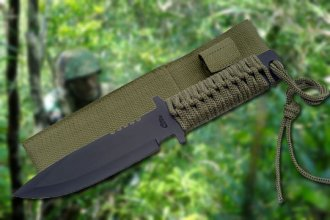Guerrilla Combat Knife
