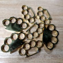 Factory Rejects - Original Brass Knuckles