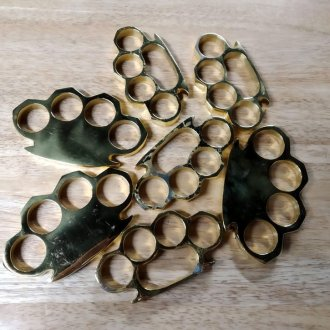 Factory Reject - Original Brass Knuckles