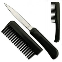 Disguised Comb Knife