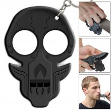 Survival Skull Utility Key Chain