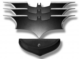 Batman Batarangs - Set of 3