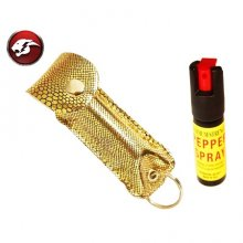 Pepper Spray - Gold