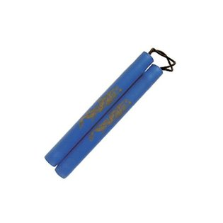 Blue Nunchucks (Rope)
