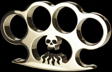 Hellfire brass knuckles 2