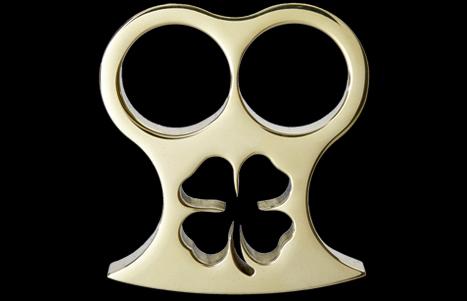 how to make custom brass knuckles