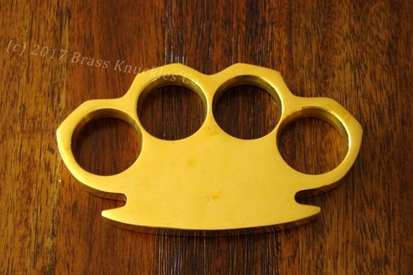 Blank Engravable Brass Knuckles 4495 Brass Knuckles Company Since 1999
