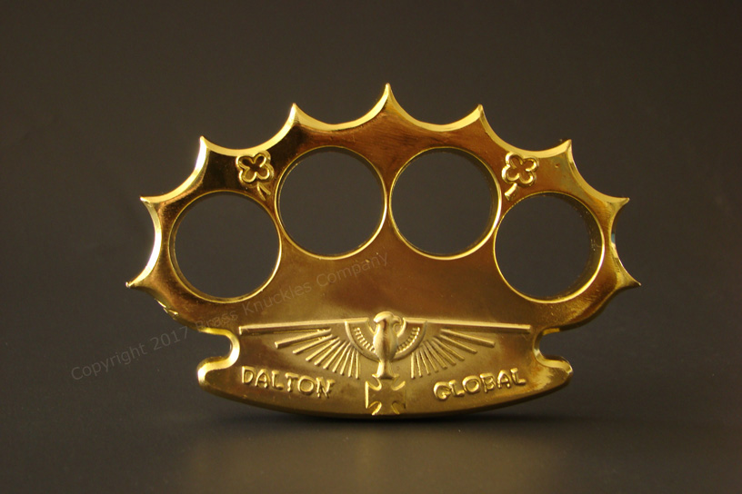 Dalton Irish Devil Brass Knuckles