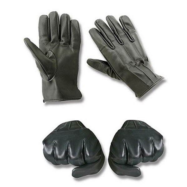 Leather Sap Gloves - Extra Large
