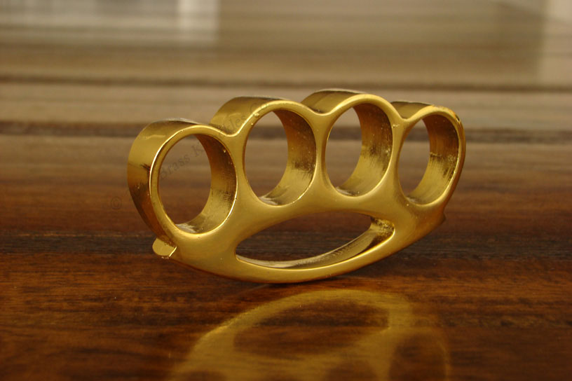 Wide-Top Knuckles - SMALL - $18.99 : Brass Knuckles Company... Since 1999™