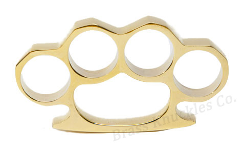 Classic Brass Knuckles - Click Image to Close