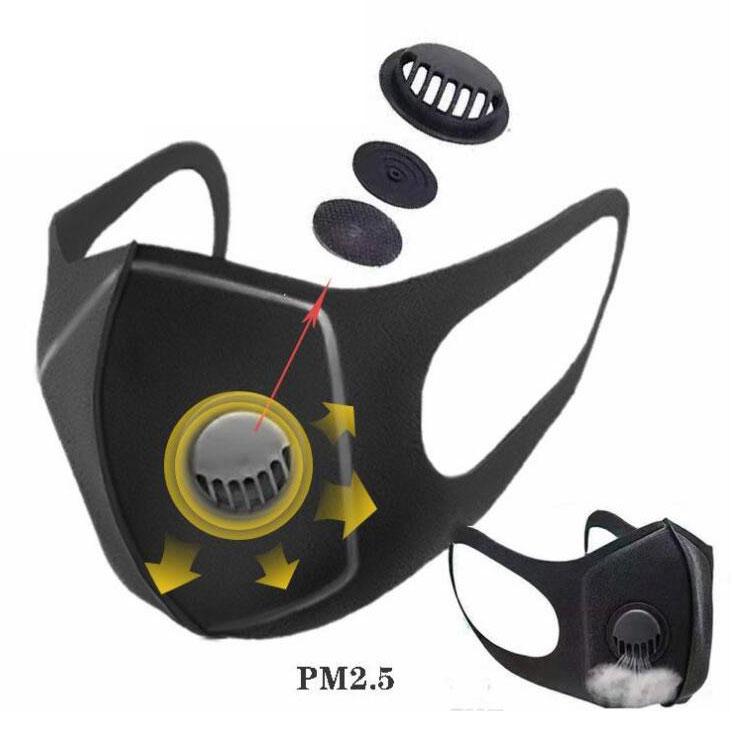 Foam filter mask