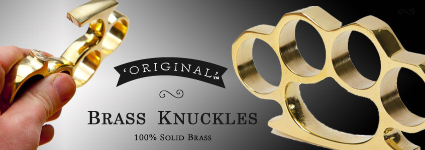 Brass Knuckles Company Banner